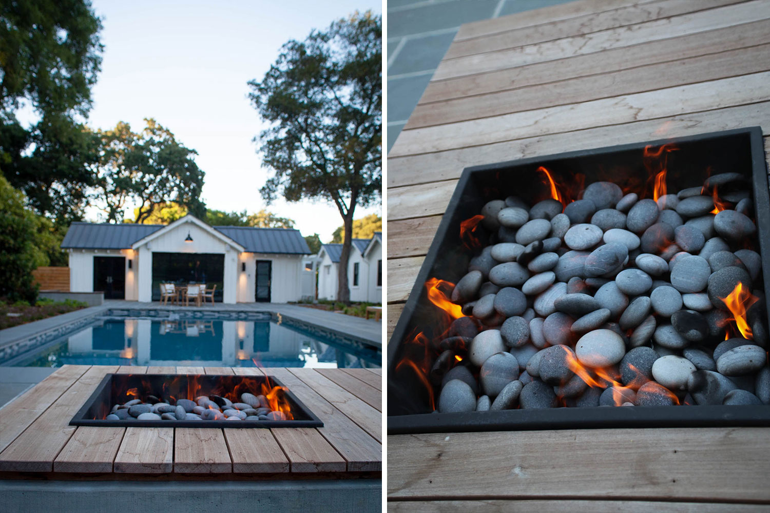 Landscape Design of Fire Pits