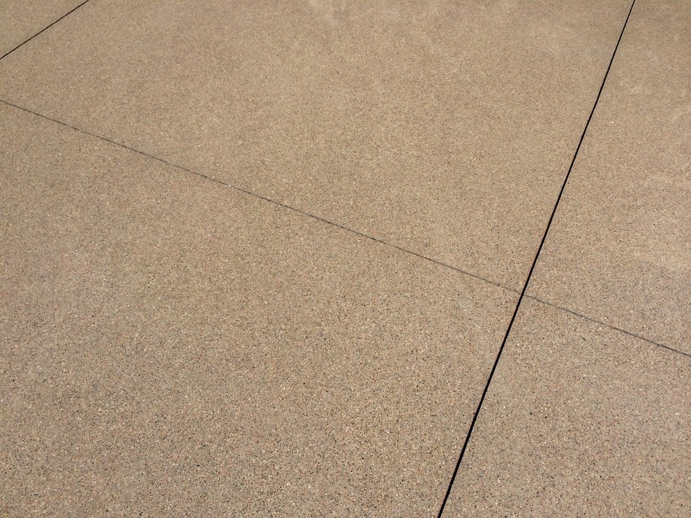 Concrete Finishes - Terra Ferma Landscapes
