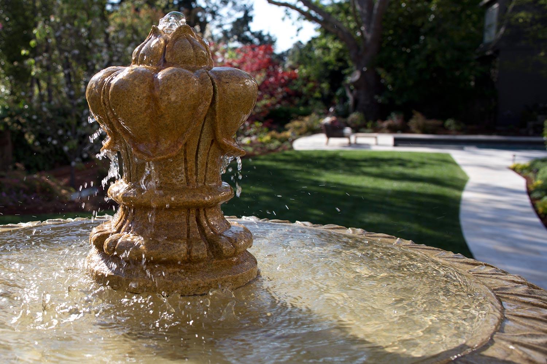 Landscape Water Features Design