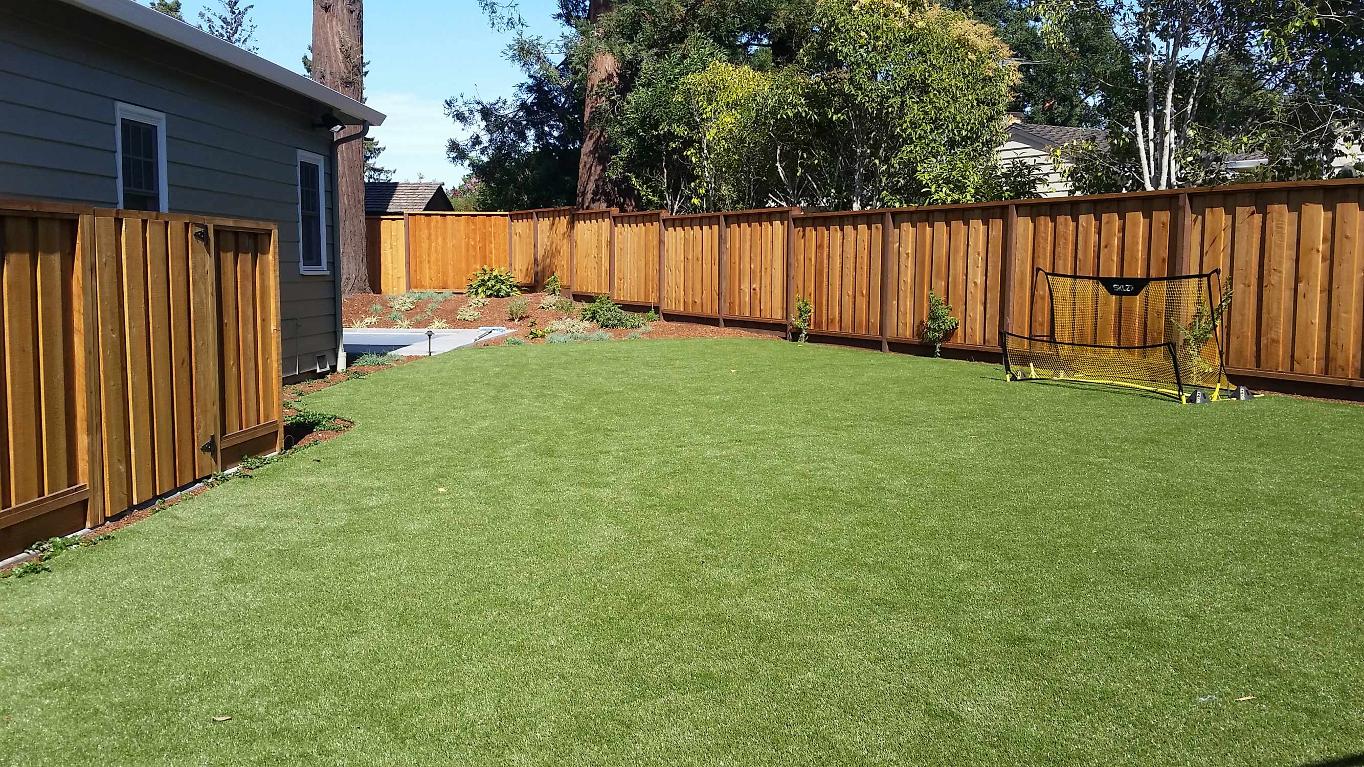 Hillsborough Design Build Synthetic-Turf